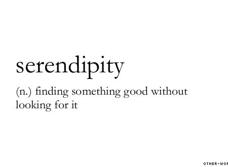 Serendipità e Zemblanità: storie di parole straordinarie