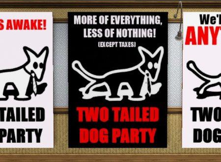 Il partito satirico nella storia: felici come un cane a due code