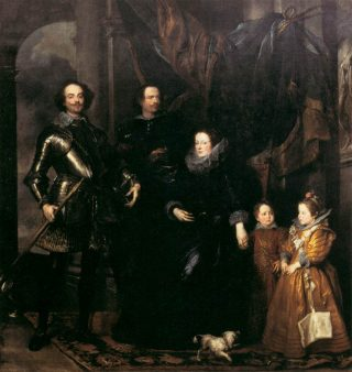 anthony_van_dyck_-_the_lomellini_family_-_wga07417