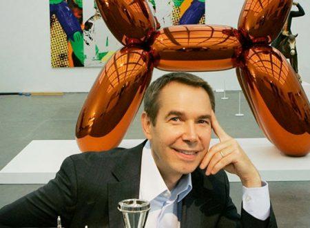 Jeff Koons: l'arte del successo
