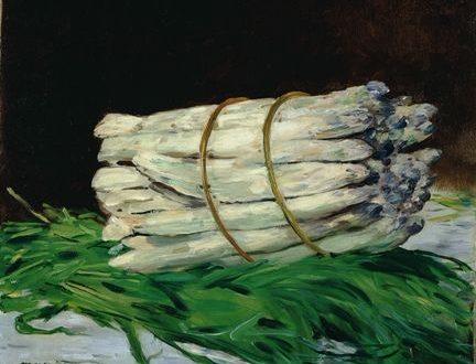 Gli asparagi di Edouard Manet