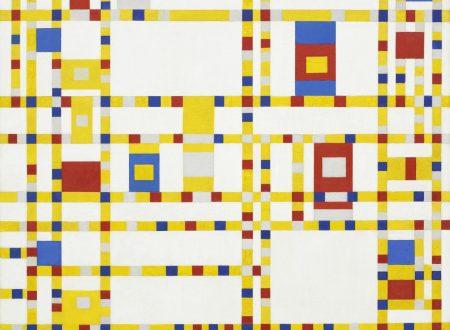 Mondrian e il colore del Boogie Woogie