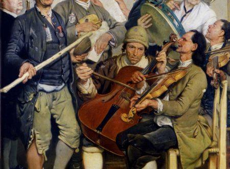 La scanzonata scartocciata di Johann Zoffany
